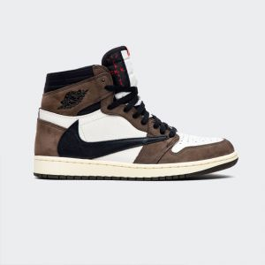 "Air Jordan 1 High OG TS SP ""Travis Scott "" CD4487-100"