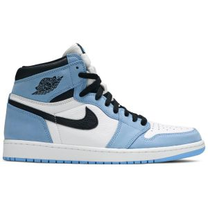 Air Jordan 1 Retro High OG 'University Blue' 555088 134