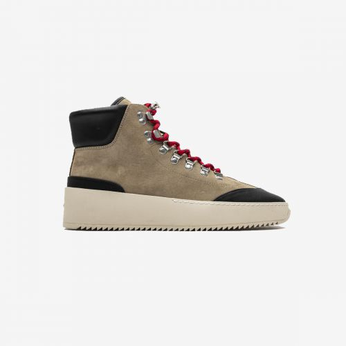Fear Of God 6TH Collection Hiker Olive Nubuck 6S19-7015-NUC-304