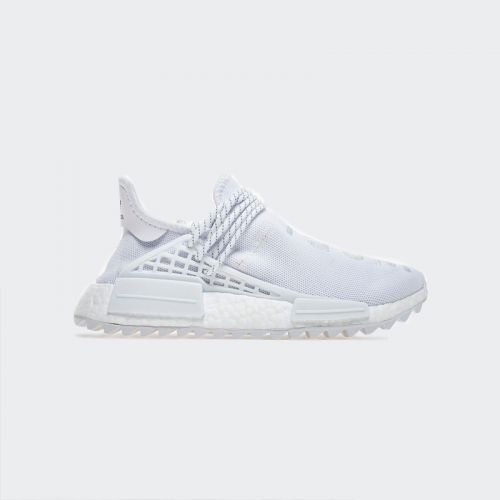 "Pharrell Williams x Adidas NMD Human Race ""Cream""AC7931 Real Boost"