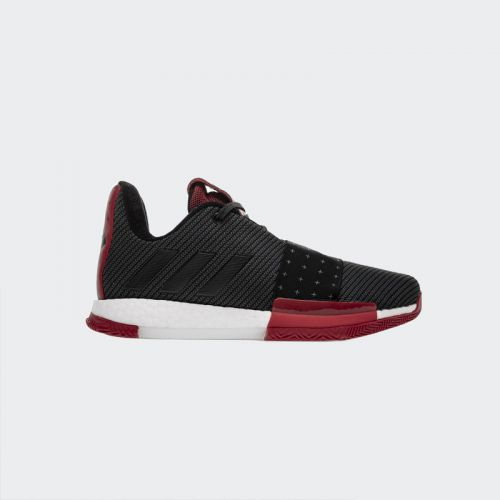 Adidas Harden Vol.3 Basketball Shoes Black Red G54767