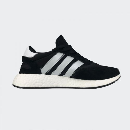 "Adidas Iniki Boost Runner ""Black White"" BY9727"