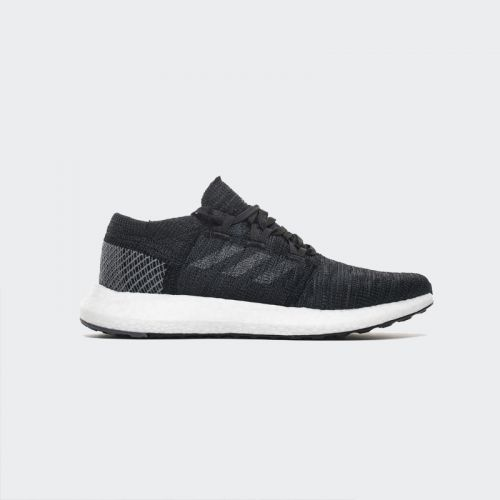 Adidas Pure Boost  Core Black Grey AH2319