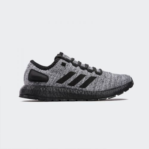 "Adidas Pure Boost ""Black Grey""CG2989"