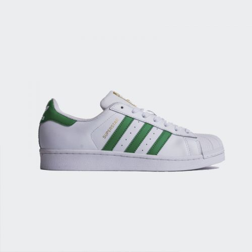 Adidas Superstar Originals Shoes Green BY3722
