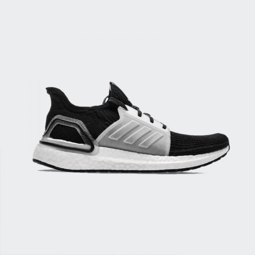 Adidas Ultra Boost 19 Shoes Black White B37702