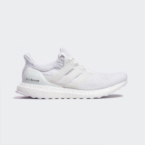 "Adidas Ultra Boost 3.0 ""Triple White"" Real Boost BA8841"
