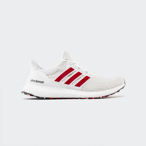 """Adidas Ultra Boost 4.0 """"White Red""""DB3199"""