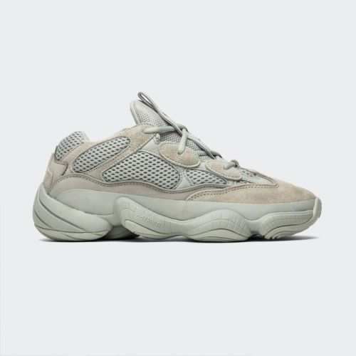 "Adidas Originals Yeezy Desert Rat 500  ""Salt "" EE7287"
