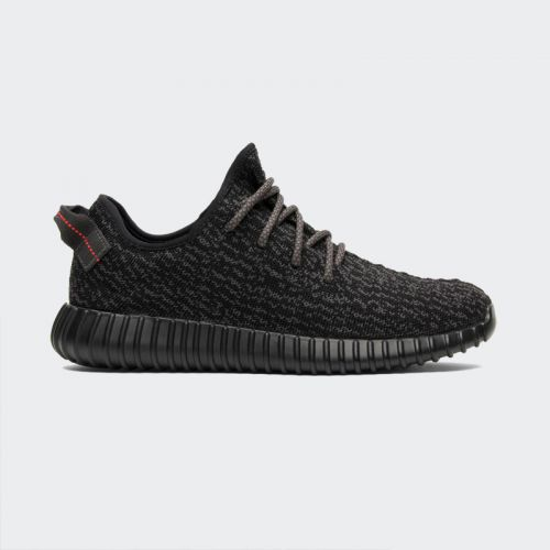 "Adidas Yeezy Boost 350 ""Triple Black"" BB5350"