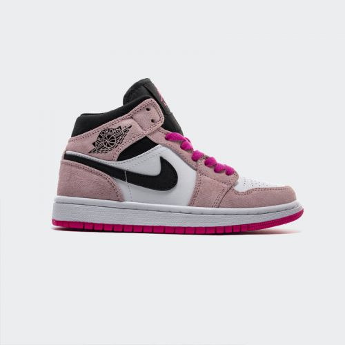 "Air Jordan 1 Mid ""Crimson Tint"" 852542-801"
