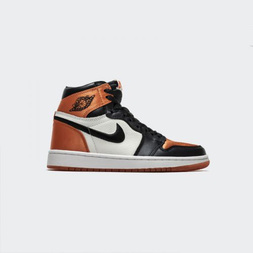 "Air Jordan 1 Satin ""Shattered Backboard""  AV3725-010"