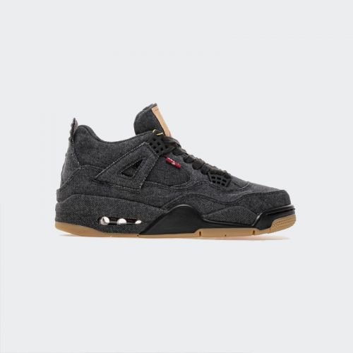 "Air Jordan 4 Retro NRG ""Black Denim"" AO2571-001"