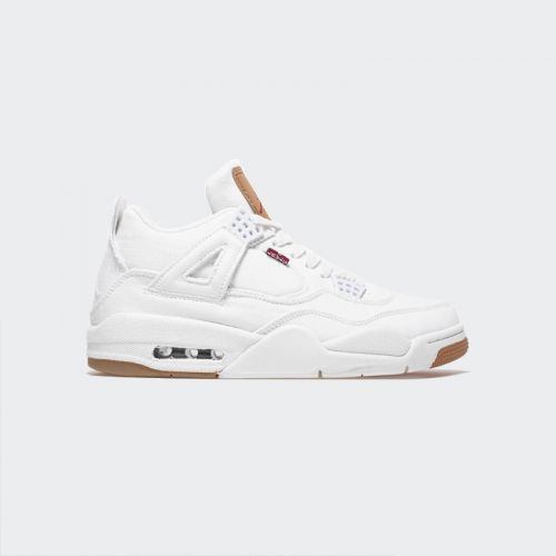 "Air Jordan 4 Retro NRG ""White Denim"" AO2571-100"