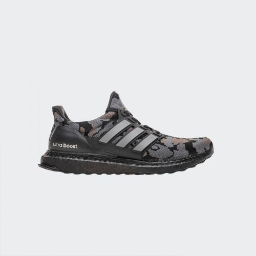"Bape x Adidas Ultra Boost ""Grey Multicolor"" BB8587"