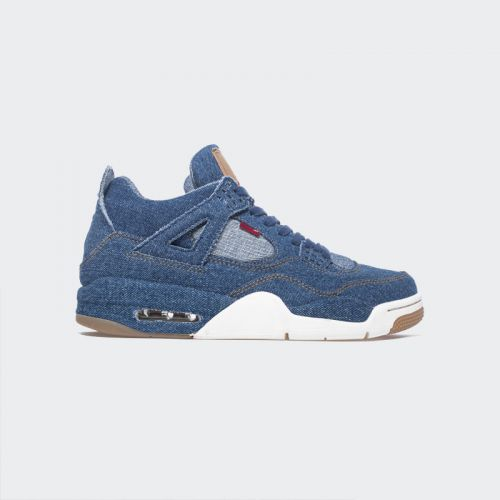 "Air Jordan 4 Retro NRG ""Blue Denim"" AO2571-401"