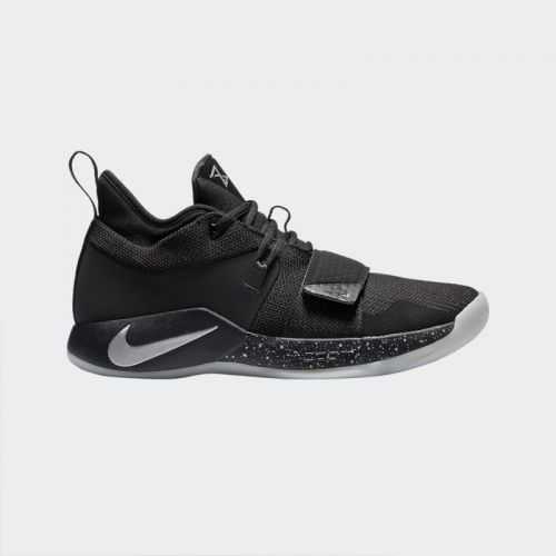 Nike PG 2.5 Basketball Shoes Black Pure Platinum-Anthracite BQ8453-004