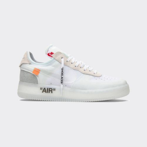 OFF-WHITE x Air Force 1 Low 'The Ten' - Nike - AO4606-100