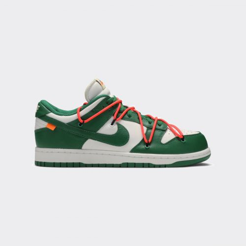 OFF-WHITE x Dunk Low 'Pine Green' CT0856 100