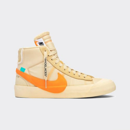 "OFF-WHITE x Nike Blazer ""All Hallows Eve"" AA3832-700"