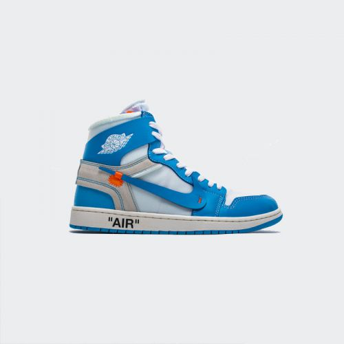 "Off White x Air Jordan 1 ""UNC""AQ0818-148"