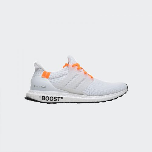 OFF WHITE X Ultra Boost 4.0 All White