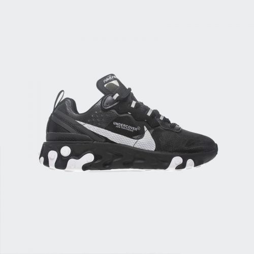 UNDERCOVER X Nike Upcoming React Element 87 All Black AQ1813-001