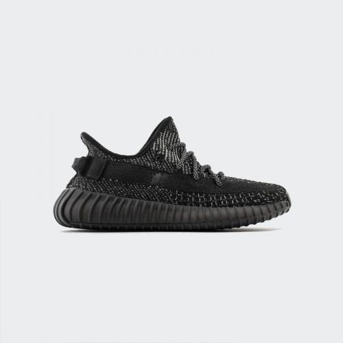 Adidas Yeezy Boost 350 V2 Black Static EF2567