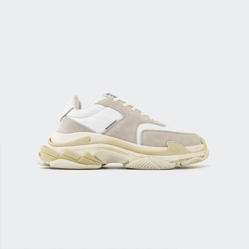 Balenciaga Triple S 2.0 White Gray 490671W06F19000