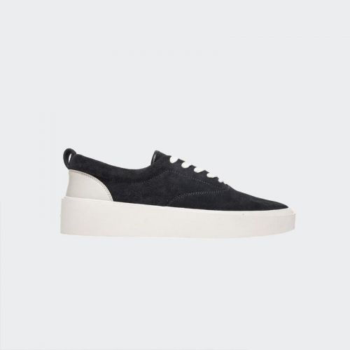 Fear Of God Vintage Black Suede 5R18-7000-SUE-010