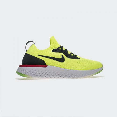 Nike Epic React Flyknit AQ0067-103 Yellow
