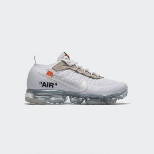 OFF-WHITE x Nike Air VaporMax 2018 White AA3831-100