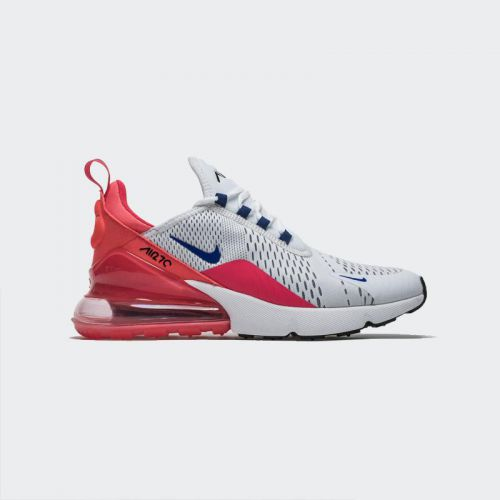Nike Air Max 270 White Solar Red AH6789-101
