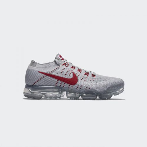 "Nike Air VaporMax 2018  ""Grey Red"" 849558 006"
