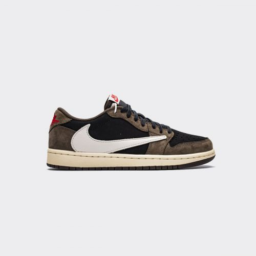 Travis Scott x Air Jordan 1 Low OG SP-T CQ4277-001