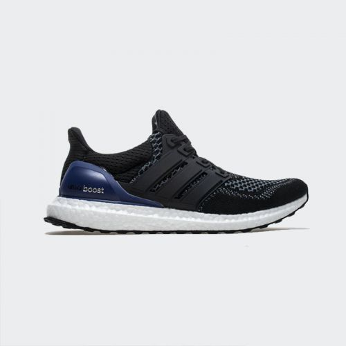Adidas Ultra Boost 1.0 Shoes - Black / Blue - B27172