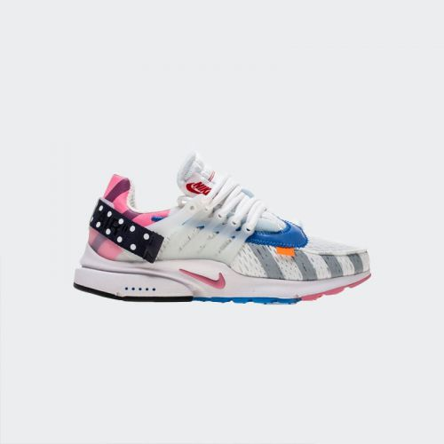 Nike Air Presto White Multi Color AA3830-140