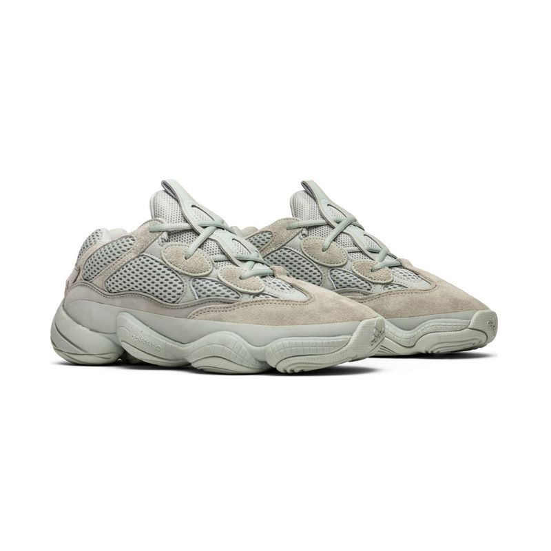 "competitive price 99cd7 30b6b Adidas Originals Yeezy Desert Rat 500 ""Salt "" EE7287"