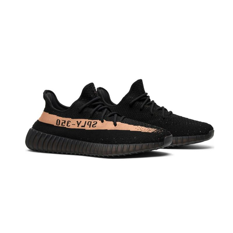 huge selection of 1ec61 ba807 Adidas Yeezy Boost 350 V2 Black Copper Real Boost BY1605