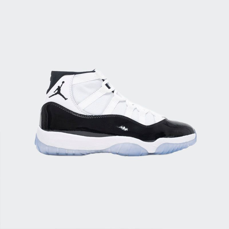 "1c068c03 Air Jordan 11 Retro High ""Concord"" 378037-100"