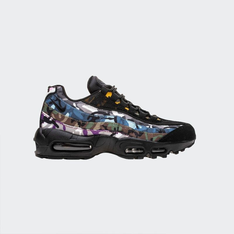 MEN'S NIKE AIR MAX 95 ERDL PARTY BLACK