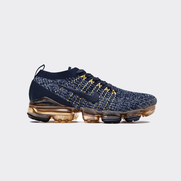 reputable site 9dd75 052de Nike Air VaporMax Flyknit 3.0 2019 'Black Blue' AJ6910-106