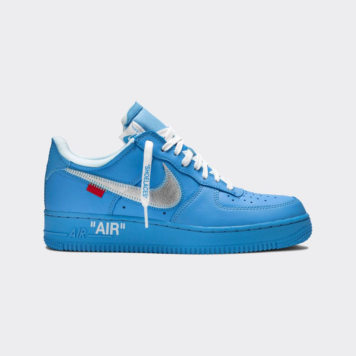 nike x off white air force bleu