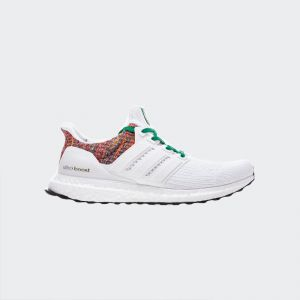 """Adidas Ultra Boots 4.0 D11 """"ChengDu White Green""""  BY1756"""