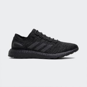 "Adidas Pure Boost ""Triple Black"" S80702"