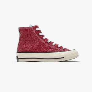 JW Anderson x Converse Chuck Taylor 70 HI Red Yellow 164694C