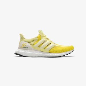 adidas Ultra Boost 2.0 Real Boost Hanzhou White Yellow FW5232