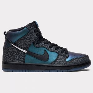 Black Sheep x Dunk High SB Black Hornet BQ6827 001