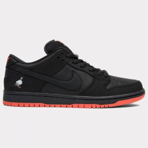 Jeff Staple x Dunk Low Pro SB Black Pigeon 883232 008