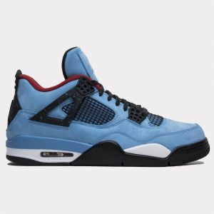 Travis Scott x Air Jordan 4 Retro Cactus Jack 308497 406